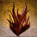 Copper wall mount Nir Tamid